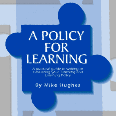 Mike Hughes ETS Education, Training, and Support - A Policy for Learning
