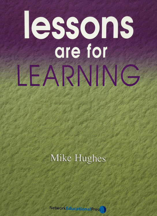 Mike Hughes ETS Education, Training, and Support - Lessons are for Learning