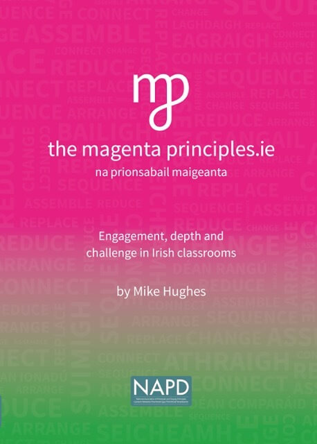 Buy Now - Mike Hughes ETS Education, Training, and Support - The Magenta Principles